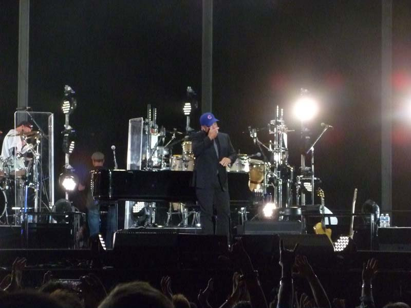 Billy Joel At Wrigley Field – July 18, 2014 (Photo 23)