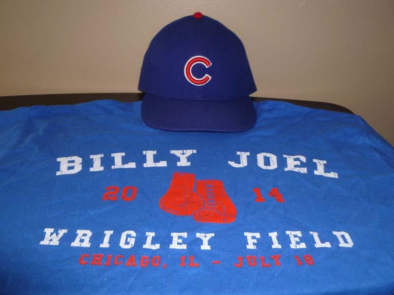 Billy Joel At Wrigley Field – July 18, 2014 (Photo 24)