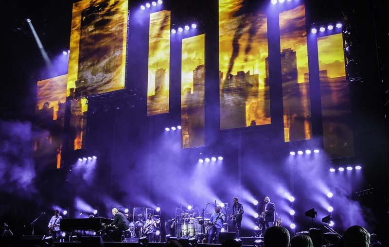Billy Joel At Wrigley Field – July 18, 2014 (Photo 25)
