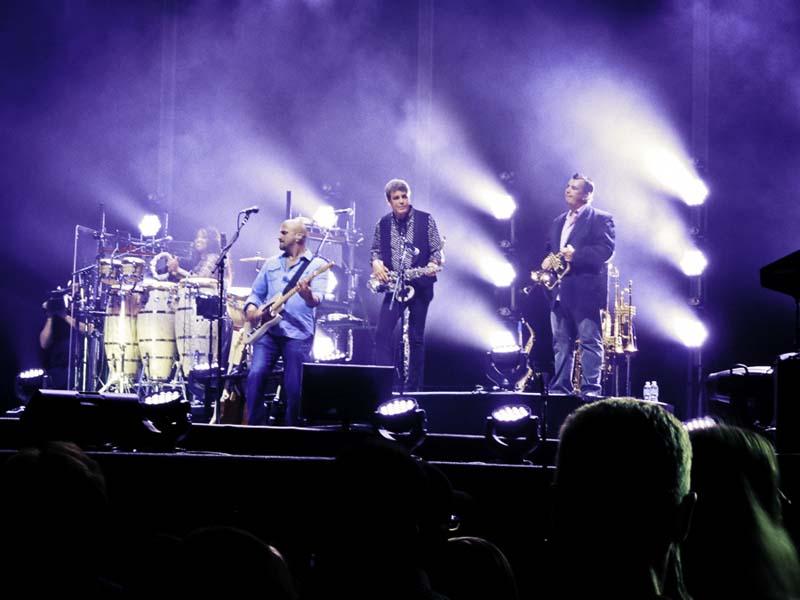 Billy Joel At Wrigley Field – July 18, 2014 (Photo 26)