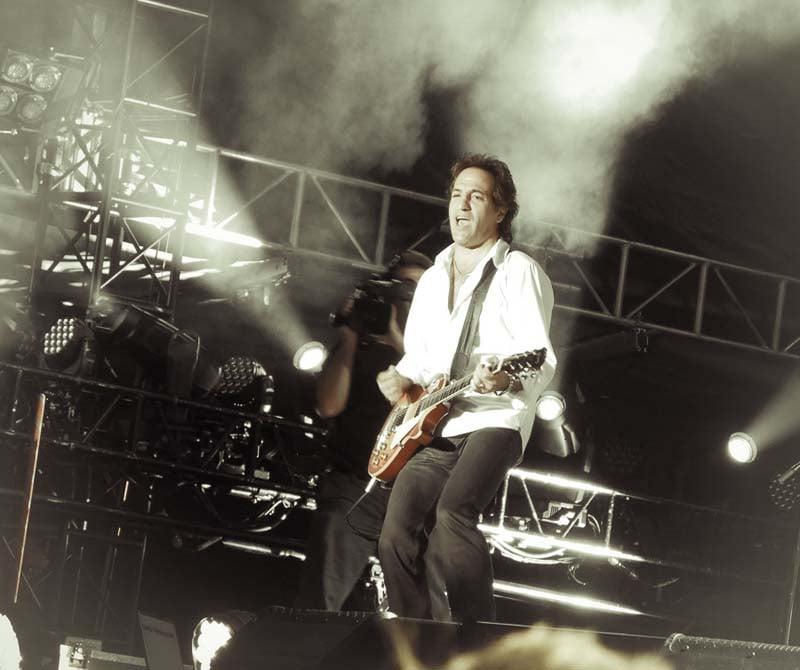 Billy Joel At Wrigley Field – July 18, 2014 (Photo 27)
