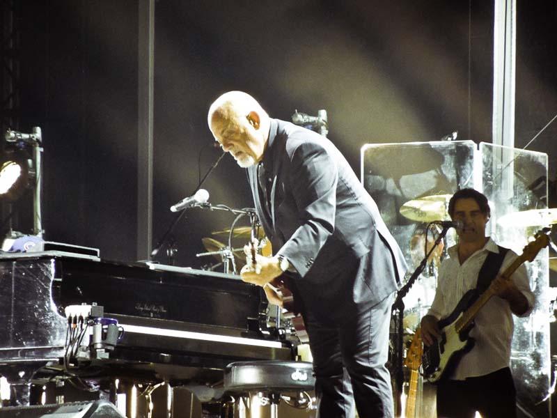 Billy Joel At Wrigley Field – July 18, 2014 (Photo 28)