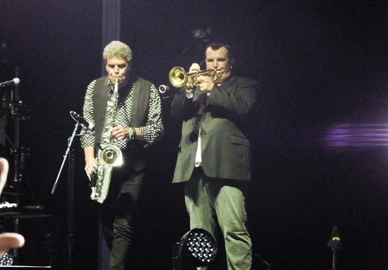 Billy Joel At Wrigley Field – July 18, 2014 (Photo 30)