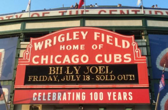 Billy Joel At Wrigley Field July 18 – Concert Reviews, Exclusive Photos & Set List