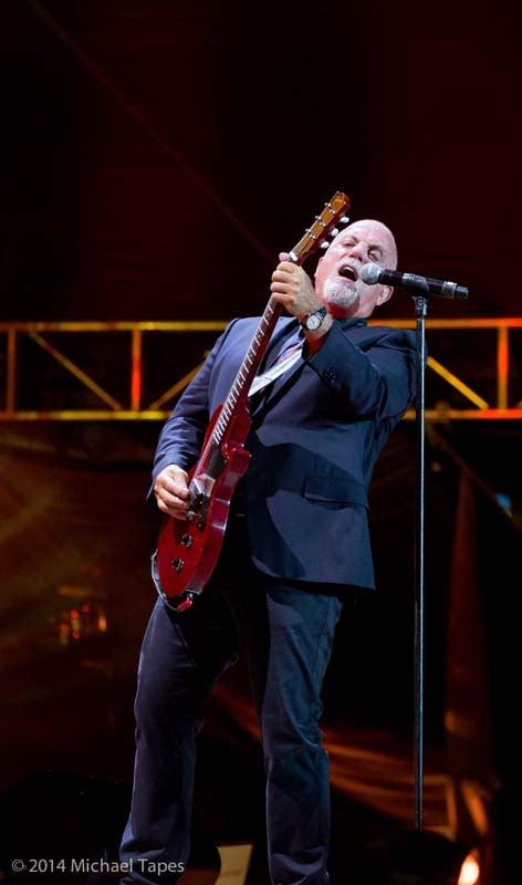Billy Joel At Nationals Park – July 26, 2014 (Photo 28)