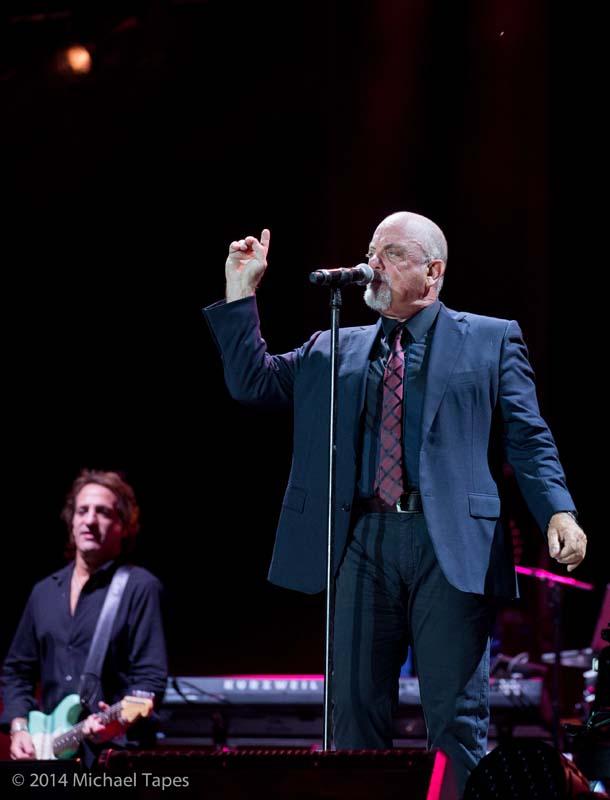 Billy Joel At Nationals Park – July 26, 2014 (Photo 36)