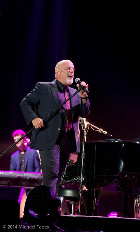 Billy Joel At Nationals Park – July 26, 2014 (Photo 37)