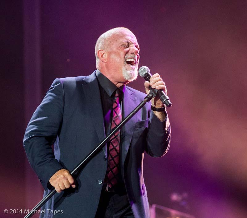 Billy Joel At Nationals Park – July 26, 2014 (Photo 38)