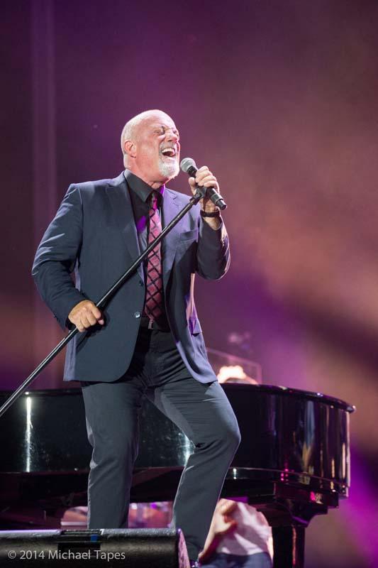 Billy Joel At Nationals Park – July 26, 2014 (Photo 39)