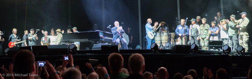 Billy Joel At Nationals Park – July 26, 2014 (Photo 81)