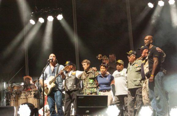 'Goodnight Saigon' Brings Recognition To U.S. Veterans – Vietnam Veterans Memorial Fund
