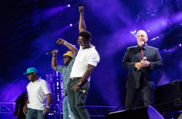 Billy Joel & Boyz II Men – 'The Longest Time' Live August 2 At Citizens Bank Park