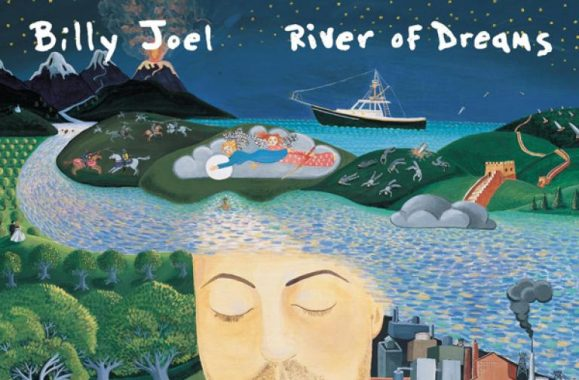 Behind-The-Scenes Photos: A Look Back At Billy Joel's 'River Of Dreams'