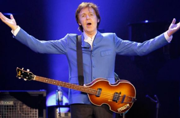 'The Art Of McCartney' Tribute Album To Be Released November 18 Featuring Various Artists