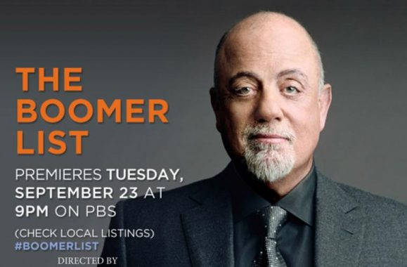 'American Masters: The Boomer List' Premieres September 23 On PBS Including Billy Joel