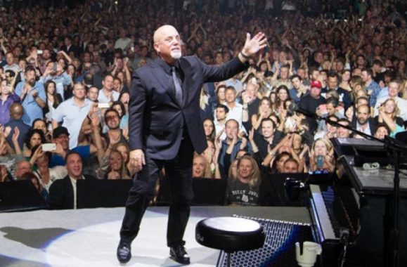 Billy Joel Defies Father Time At Madison Square Garden September 17, 2014 – Concert Review, Exclusive Video, Photos & Set List