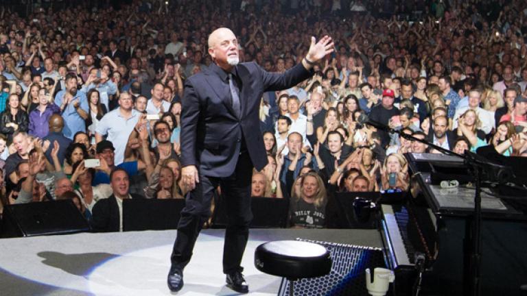 Billy Joel at MSG Sept 17