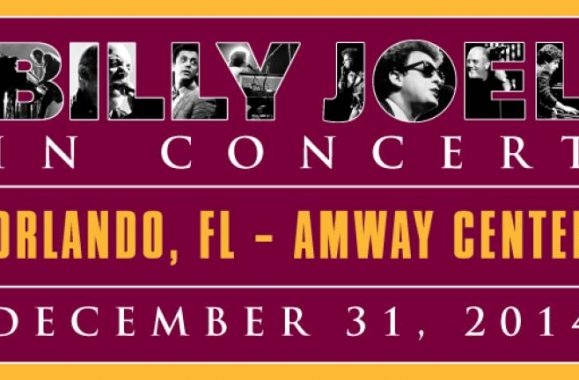 Billy Joel To Play Amway Center New Year's Eve In Orlando, FL