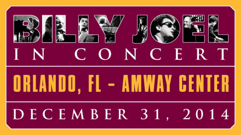 Billy Joel in Orlando, FL