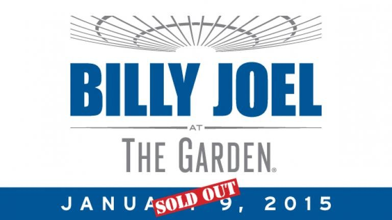 Billy Joel Announces 13th Consecutive Show At Madison Square