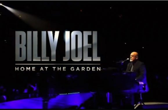 MSG Network To Premiere 'Billy Joel Home At The Garden' Exclusive Special November 10