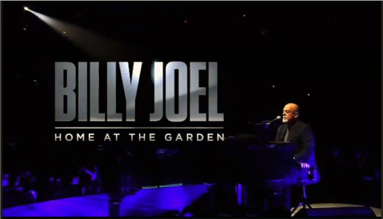 MSG Network To Premiere Billy Joel Home At The Garden Exclusive