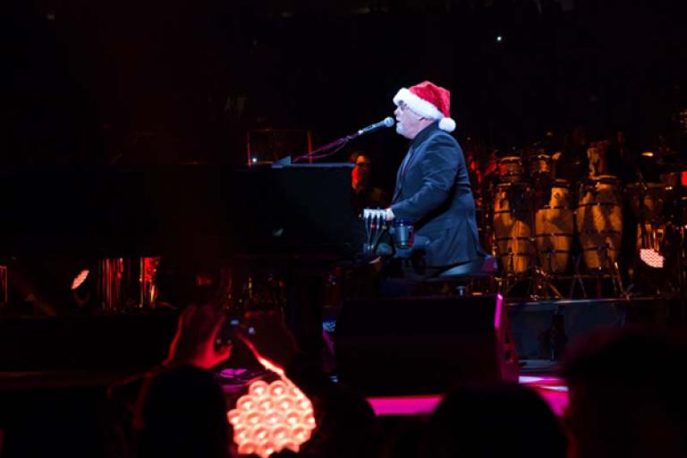 Billy Joel At Madison Square Garden December 18 Exclusive Videos Photos Set List Concert