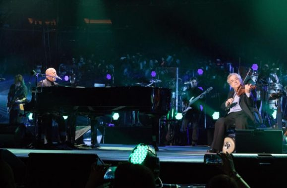 Billy Joel At Madison Square Garden March 9 – Exclusive Video, Photos, Set List & Concert Review