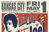 Billy Joel Concert At Sprint Center Kansas City, MO – May 1 , 2015