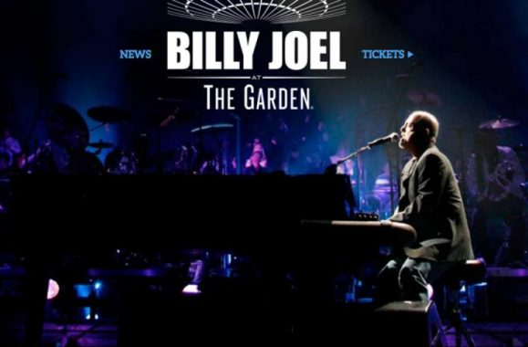 Billy Joel MSG September 25 Concert Rescheduled To Accommodate Pope Francis NYC Visit
