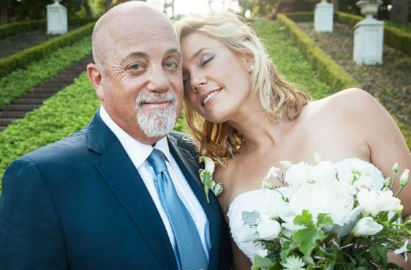 Congratulations To Billy Joel and Alexis Roderick