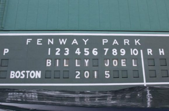 Billy Joel At Fenway Park July 16 – Exclusive Photos, Set List & Concert Reviews