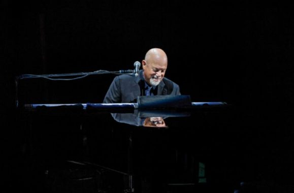 Billy Joel Reflects On His Career And Breaking Records Today – Entertainment Weekly