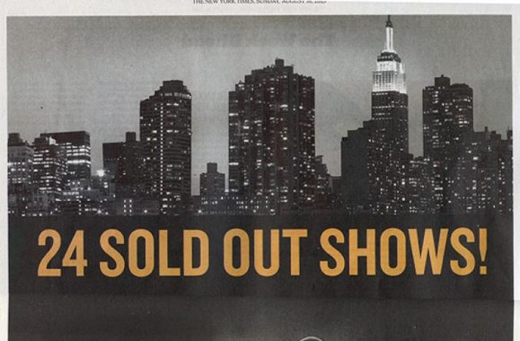 Thank You New York! MSG Celebrates 24 Sold Out Billy Joel Shows