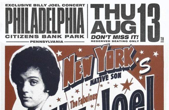 Billy Joel At Citizens Bank Park August 13 – Exclusive Photos, Set List & Concert Review