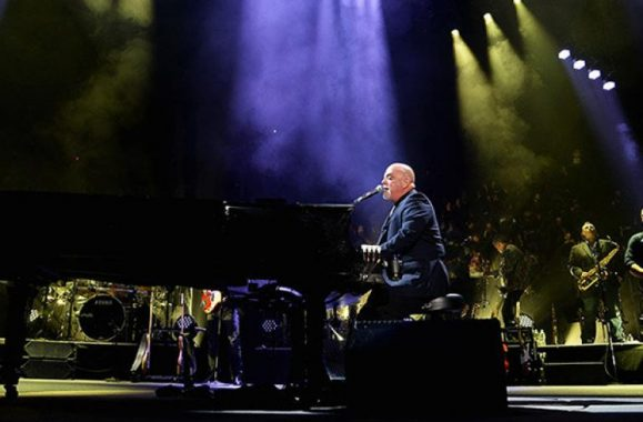 Billy Joel Tops Billboard Hot Tours Chart With Nassau Coliseum Show