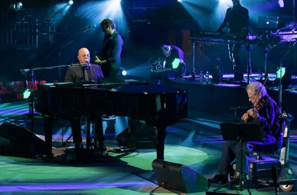 Exclusive Photos: Billy Joel At Madison Square Garden August 20