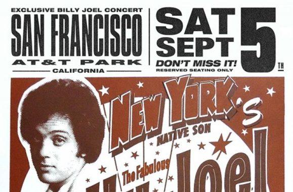 Billy Joel At AT&T Park September 5 – Exclusive Photos, Set List & Concert Reviews