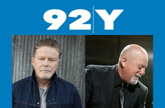 Tune In: Don Henley In Conversation With Billy Joel – September 20 5PM ET