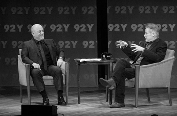 Exclusive Photos: Don Henley In Conversation With Billy Joel