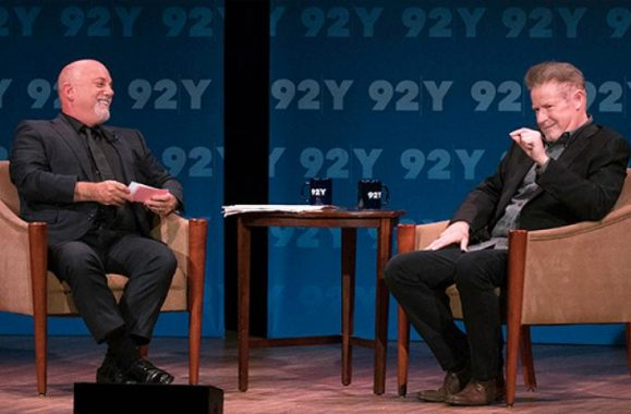 Video: Don Henley In Conversation With Billy Joel