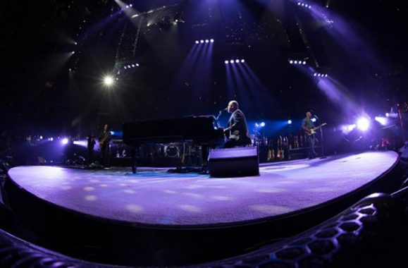 Exclusive Photos: Billy Joel Madison Square Garden September 26, 2015