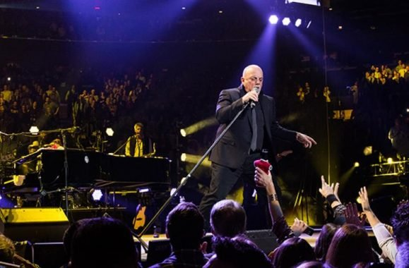 Billy Joel To Perform At AMALIE Arena Friday, January 22