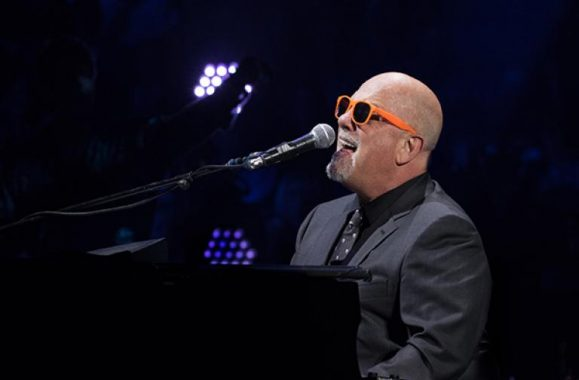 Billy Joel To Sing National Anthem At World Series October 30th