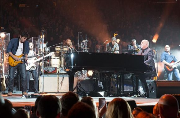 Exclusive Billy Joel MSG Backstage & Concert Photos – October 21, 2015