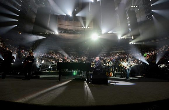 Billy Joel To Play Record-Breaking MSG Show January 7