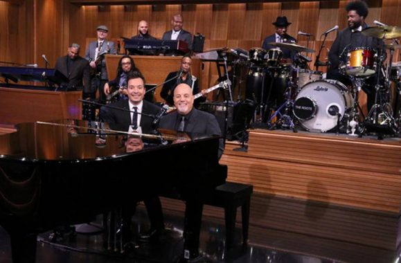 Billy Joel On 'The Tonight Show Starring Jimmy Fallon' – Videos & Exclusive Photos