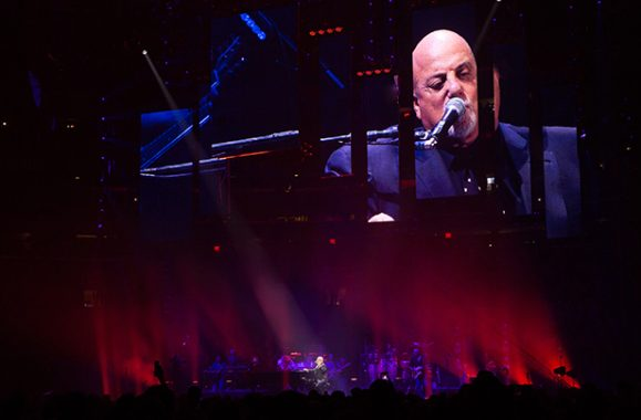 Exclusive Photos: Billy Joel At MSG February 13, 2016