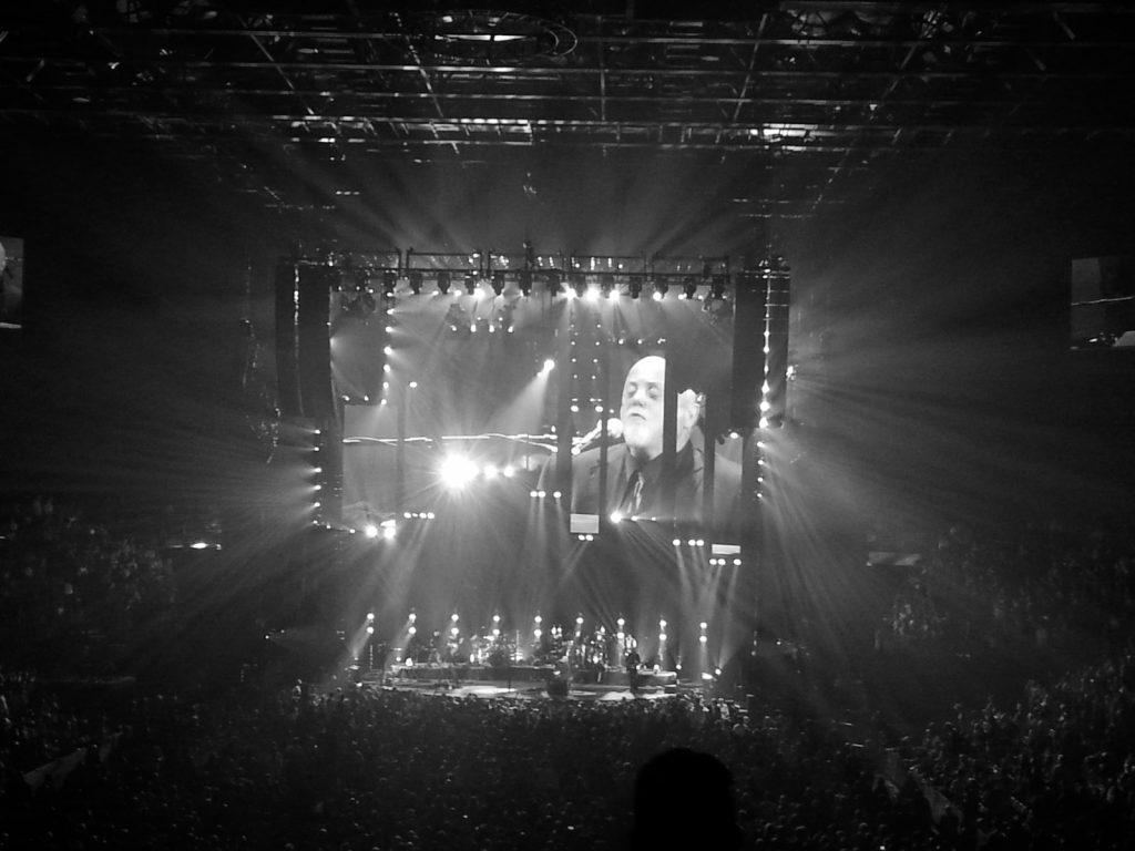 Billy Joel at the MGM Grand