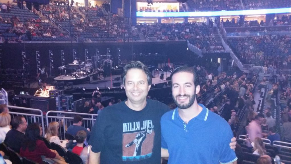 New Years Eve with Billy Joel in Orlando!
